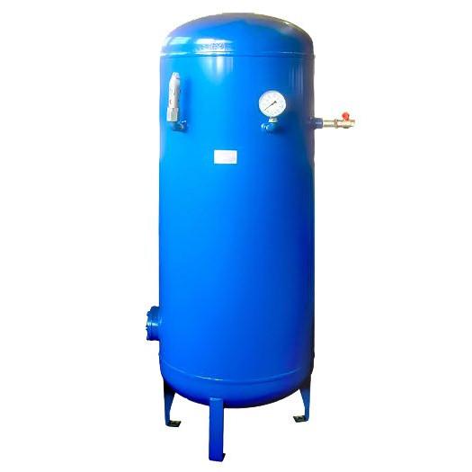 Ресивер сжатого воздуха РВ-230/10 АСО Бежецк вертикальный