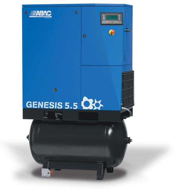 Винтовой компрессор ABAC серии GENESIS 5,5
