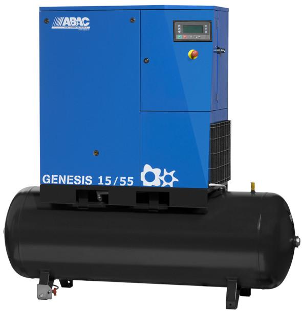 Винтовой компрессор ABAC серии GENESIS 11