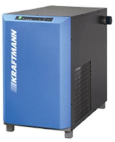 Осушитель сжатого воздуха рефрижераторного типа KHD 240 Kraftmann