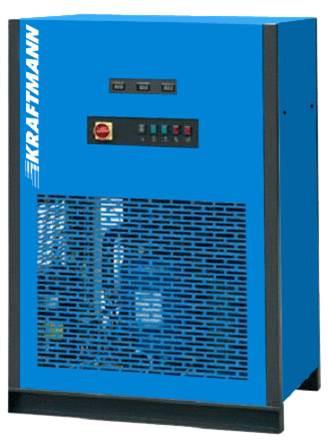 Осушитель сжатого воздуха рефрижераторного типа KHD 1700 Kraftmann