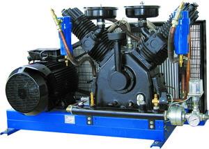 Поршневой компрессор Ремеза высокого давления BP20-40