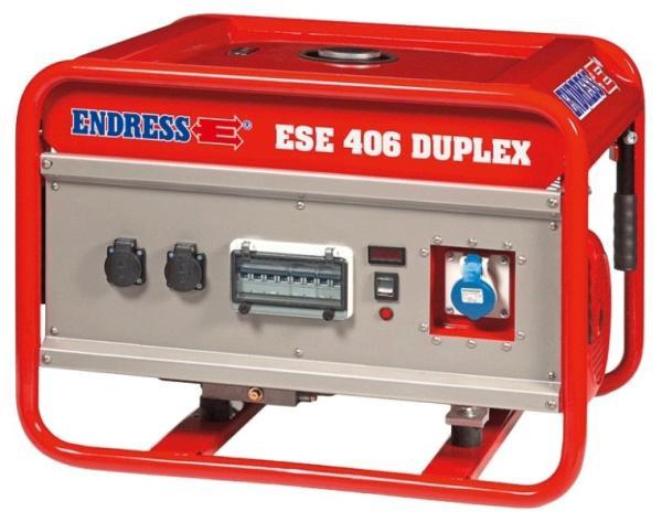 Бензогенратор Endress ESE 406 SG-GT Duplex
