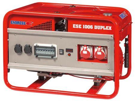 Бензогенратор Endress ESE 1006 DSG-GT/A Duplex с АВР