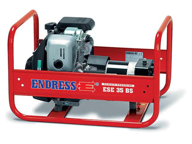 Бензиновая электростанция ENDRESS ESE 35 BS Profi | Бензогенератор купить