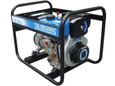 Дизель генератор TSS SDG 2000C