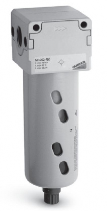 Коалесцентный фильтр тонкой очистки Camozzi MC104-FB5