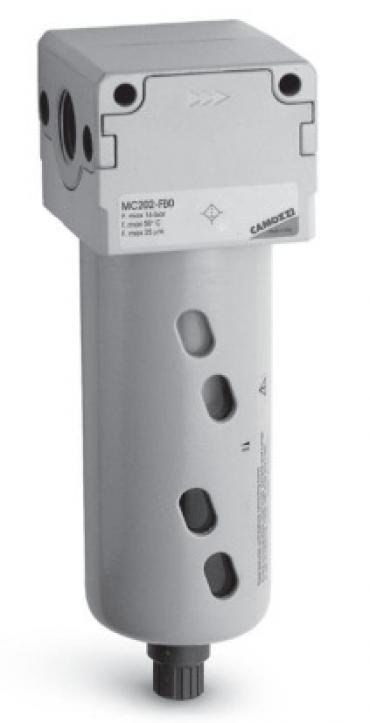 Коалесцентный фильтр тонкой очистки Camozzi MC202-FB3