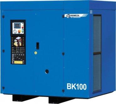 Винтовой компрессор Ремеза ВК100Е-8(10/13) ВС с частотный регулированием