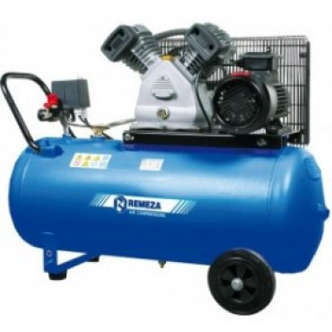 сб4 с 50 lb30 компрессор поршневой ременной Ремеза (AirCast) СБ4/С-50.LB30