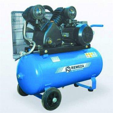 СБ4 С 100 LB50 компрессор поршневой ременной Ремеза (AirCast) СБ4/С-100.LB50