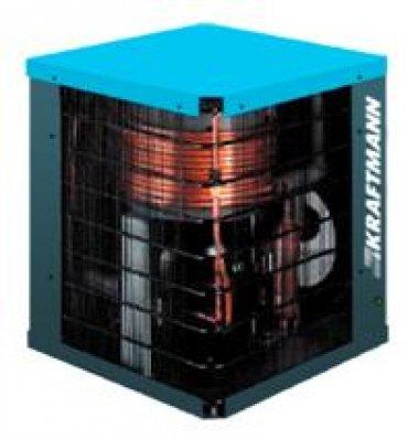 Осушитель сжатого воздуха рефрижераторного типа KHD 81 Kraftmann