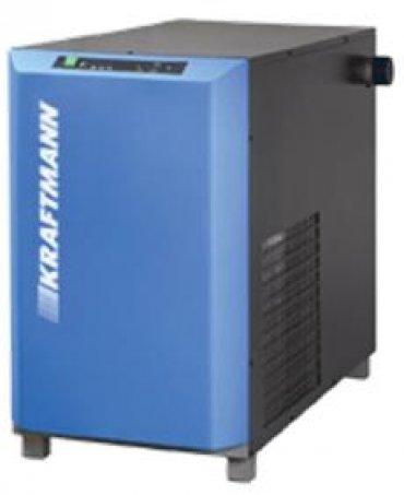 Осушитель сжатого воздуха рефрижераторного типа KHD 580 Kraftmann