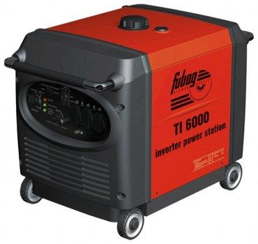 Инверторная цифровая электростанция Fubag TI 6000