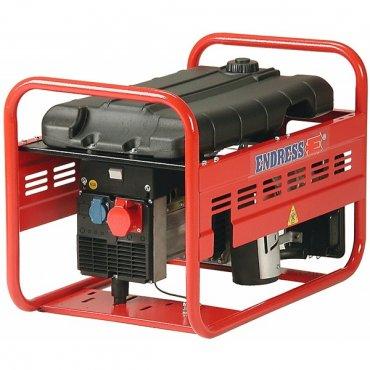 Бензиновая электростанция ENDRESS ESE 506 DHS-GT| Бензогенератор купить