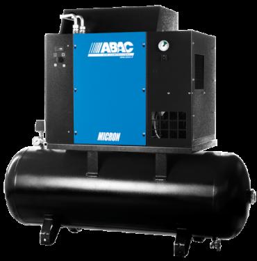 Винтовой компрессор ABAC MICRON 2,2 - 270