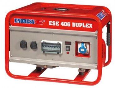 Бензогенратор Endress ESE 406 SG-GT ES Duplex