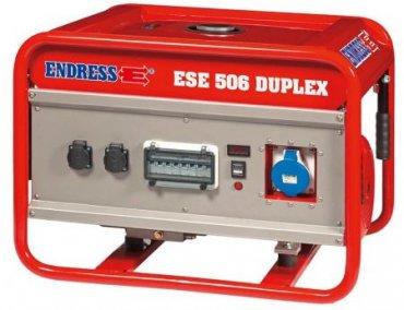 Бензогенратор Endress ESE 506 SG-GT ES Duplex