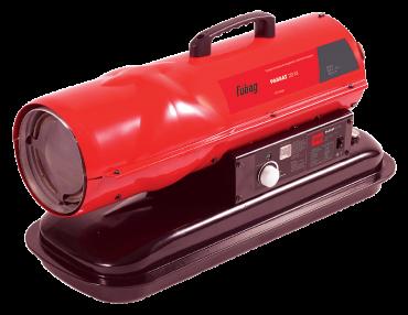 Тепловая пушка дизельная прямого нагрева Fubag Passat 15 M