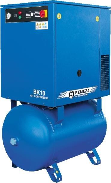 Винтовой компрессор Ремеза (Ремеза) ВК5-8(10)-270