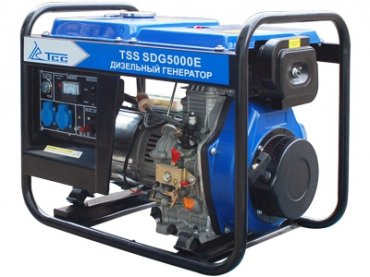 TSS SDG 5000 E (АВР)