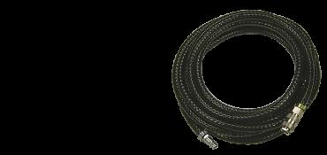 Шланг с фитингами рапид маслостойкая термопластичная резина 20бар 6x11мм 10м