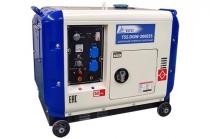 Дизельный сварочный генератор TSS DGW-200ESS
