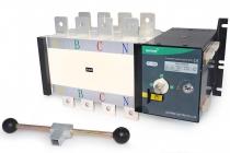 Реверсивный рубильник SQ5-630/4 ~400V In630A