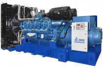 Дизельный генератор ТСС АД-800С-Т400-1РМ9