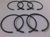 Поршневые кольца, Piston ring ROF, комплект колец ABAC 310/GV34/B2800/B3800