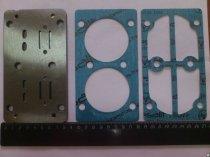 Пластина с клапанами (набор) к ABAC B2800/3800