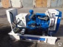Дизельный генератор F.G. Wilson P40 (32 кВт.) 1997 г.в. Наработка 287 мото часов