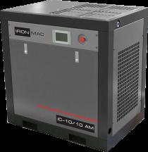 Винтовой компрессор IRONMAC серия IC 10/10 AM