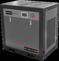 Винтовой компрессор IRONMAC серия IC 10/7 AM