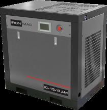 Винтовой компрессор IRONMAC серия IC 15/8 AM