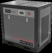Винтовой компрессор IRONMAC серия IC 20/10 AM