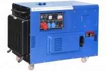 Дизель генератор TSS SDG 10000EHS3