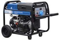 Бензиновая электростанция с функцией сварки TSS SGW 5000EH