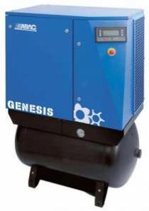 Винтовой компрессор ABAC серии GENESIS I.11