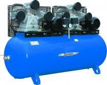 СБ4 Ф 500 LB75 ТБ компрессор поршневой с ременным приводом Ремеза (AirCast) СБ4/Ф-500.LB75 ТБ без пульта Тандем