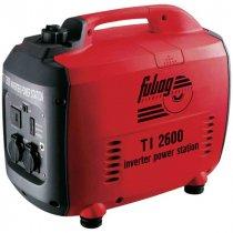 Инверторная цифровая электростанция Fubag TI 2600