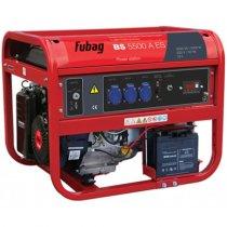 Бензиновая электростанция Fubag BS 5500 A ES (+ разъем для автозапуска)