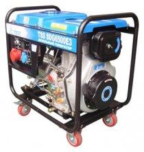 Дизельный генератор 5 квт TSS SGD 6500E3