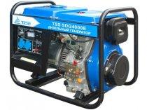 Дизельный генератор TSS SDG 4000 E