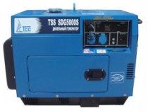Дизельный генератор TSS SDG 5000 ES