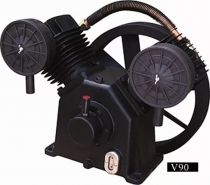 Головка компрессора V-90, Compressor V-90
